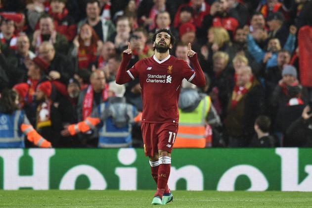 Liverpool Thrash Roma 5-2 in UCL Semi 1st Leg