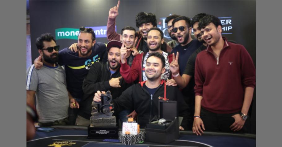 Rubin Labroo Is Crowned 2020 India Poker Champion