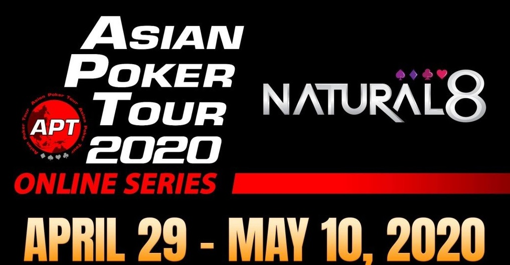 Asian Poker Tour announces Online Series on Natural8