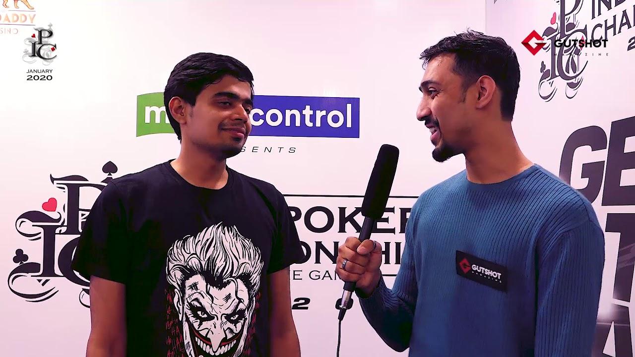 IPC Jan 2020: Goonjan Mall talks about his poker and travels