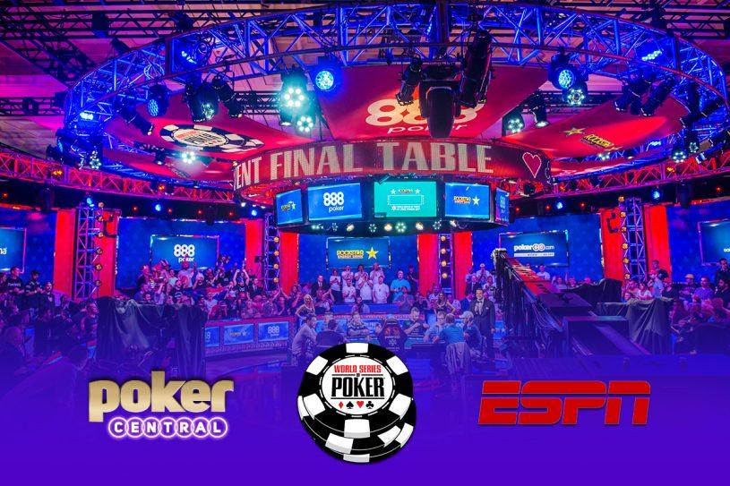 2020 WSOP Main Event broadcast schedule released!