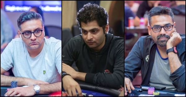 3 Indians progress to Day 2 of 2020 Red Dragon Main Event