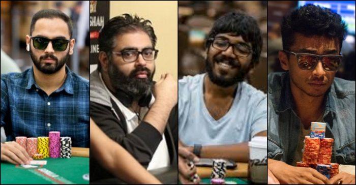 4 Indians at WSOP