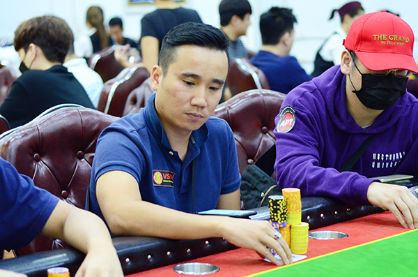 APT Vietnam Championships Event 5 Indians progress to Day 2