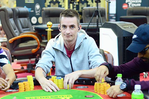 APT Vietnam Championships Event Vincent Chauve leads Day 2
