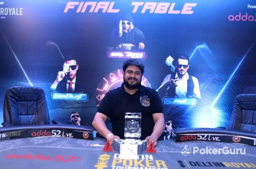 Abhishek Sharma takes down DPTXpress Deepstack Turbo!