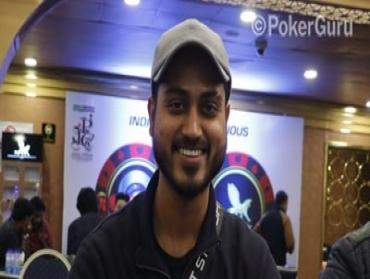 Aditya Kesharwani leads 22 players in IPC 10k Kickoff Event