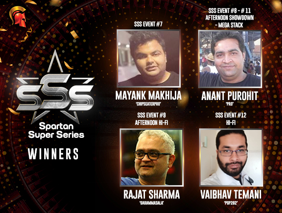 Anant Purohit wins back-to-back titles on SSS Day 2