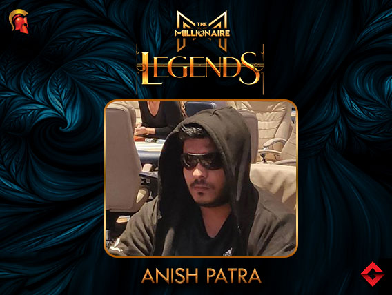 Anish Patra on his Millionaire Legends victory