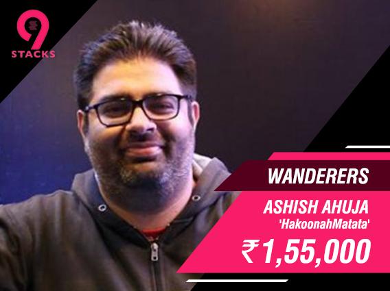 Ashish Ahuja Sunday Stacks Winner