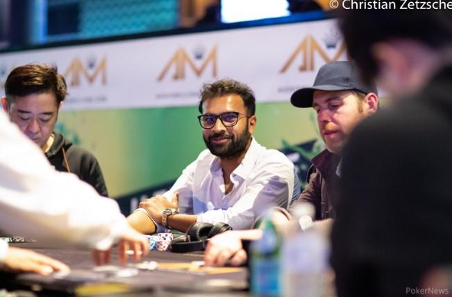 Aussie Millions ME: Vekaria, Bansal, Kumar progress from Day 1C