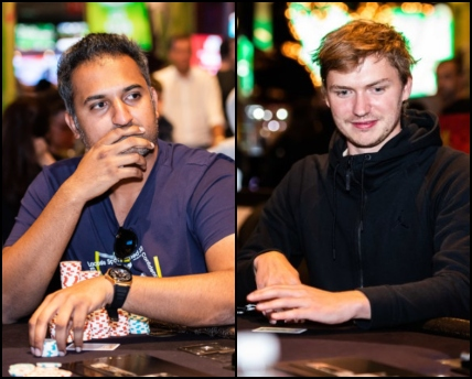Aussie Millions ME: Vekaria finishes 18th; Ullmann leads the FT