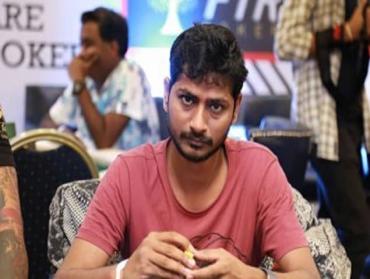 BPT Main Event: Phanindra Akkina leads 104 survivors to Day 2