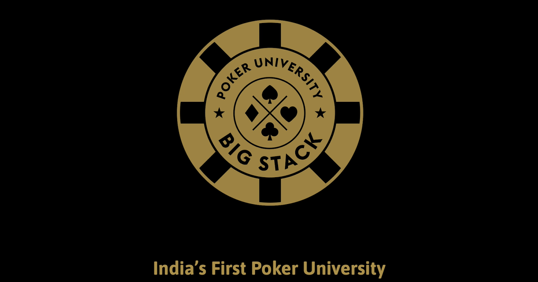 Big Stack launches India's first ever Poker University