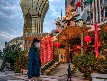 Coronavirus fears send casino share prices tumbling