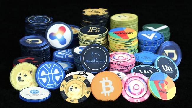 Crypto Poker Room