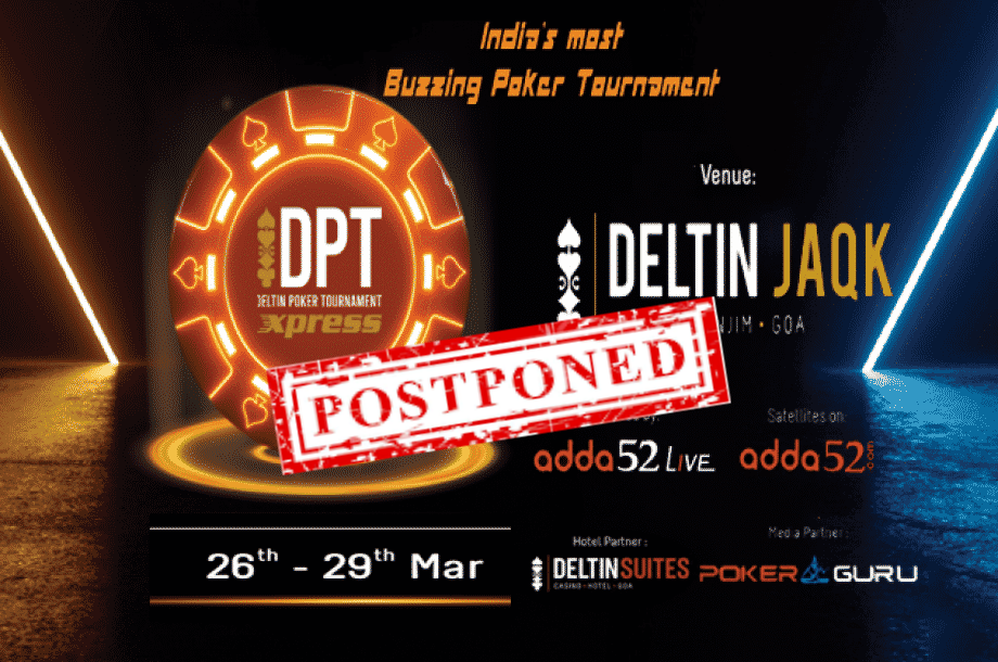 DPT Xpress March edition postponed due to coronavirus