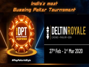 DPT Xpress announces tournament