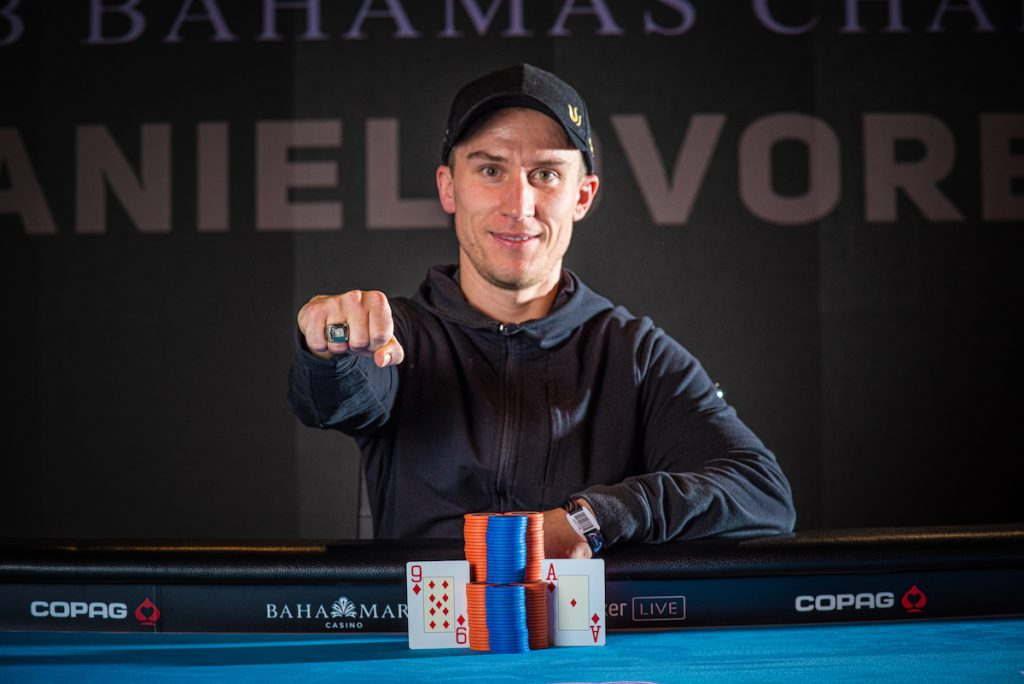 Daniel Dvoress wins Super High Roller Bowl for $4 million
