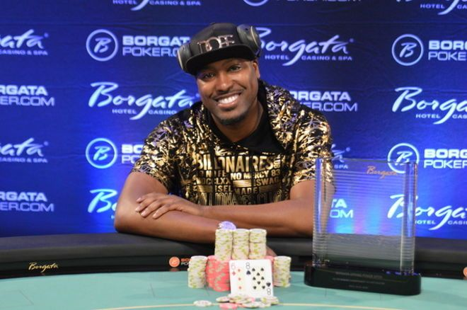 David Jackson Wins Borgata