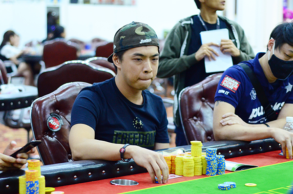 Dhaval Mudgal on final table of APT Vietnam Championships Event_2
