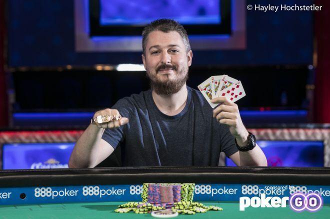 Donabedian PLO WSOP 2019