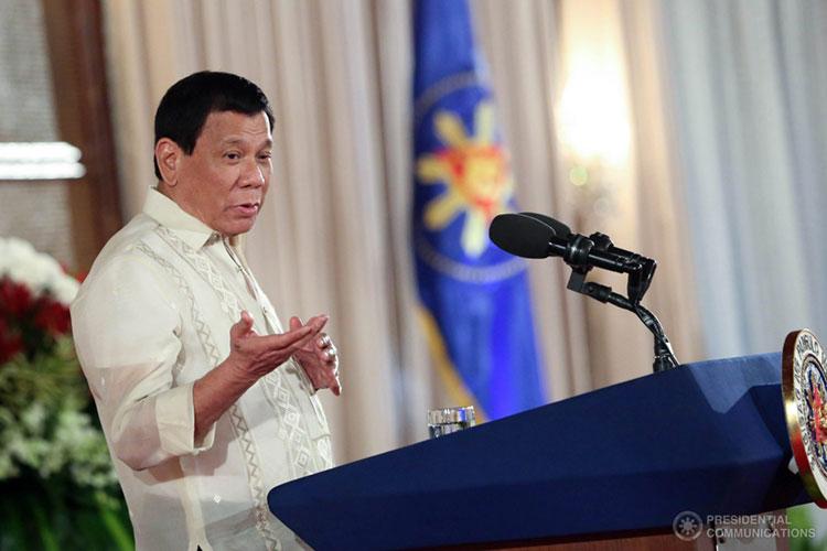 Duterte extends Luzon-wide community quarantine to April 30