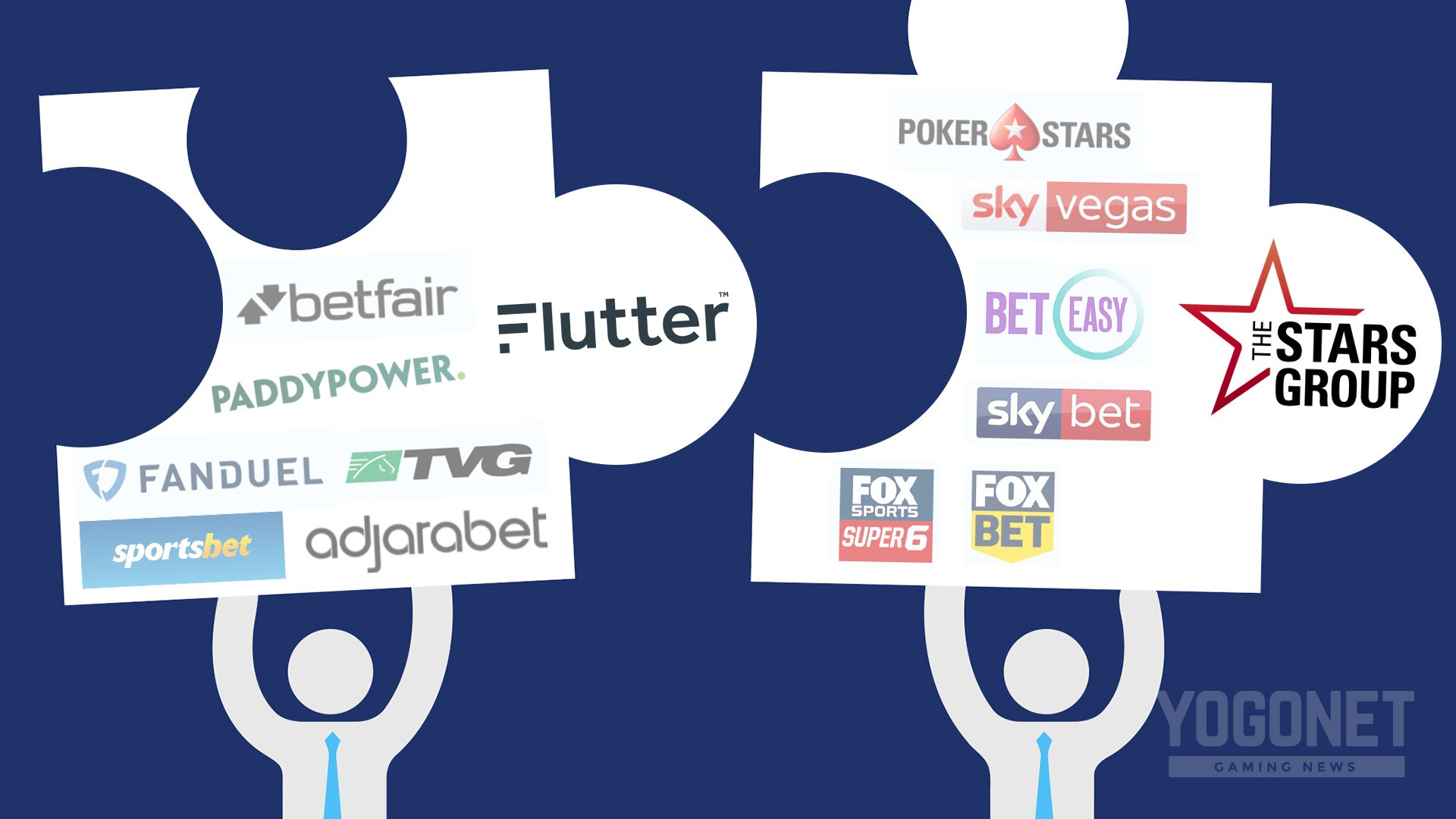 Flutter and The Stars Group merger faces UK competition probe