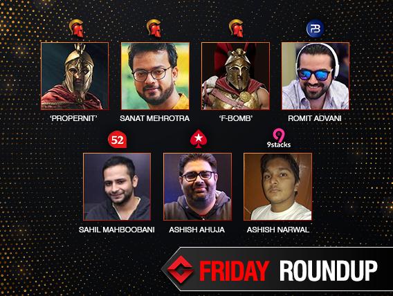 Friday Roundup: Sanat Mehrotra wins The Elite on Spartan