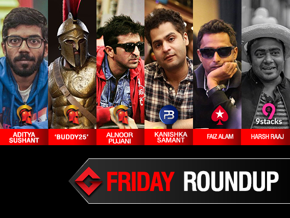 Friday Roundup: Sushant leads Day 1A of Millionaire Lite