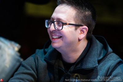 Gaby Livshitz leads the final table of EPT Prague Main Event