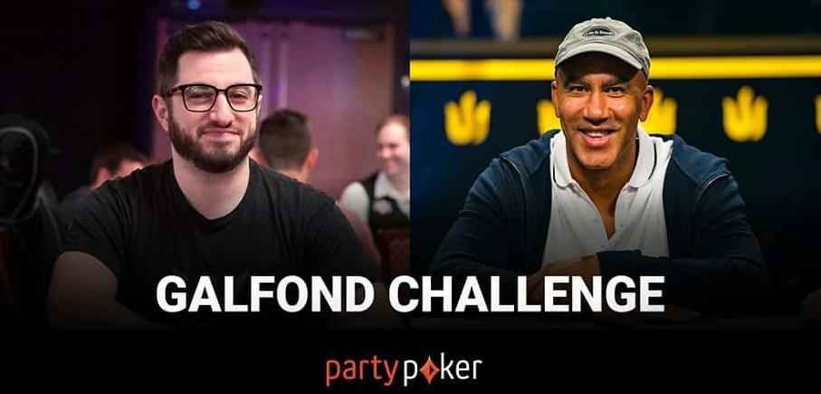Phil Galfond and Bill Perkins start second Galfond Challenge!