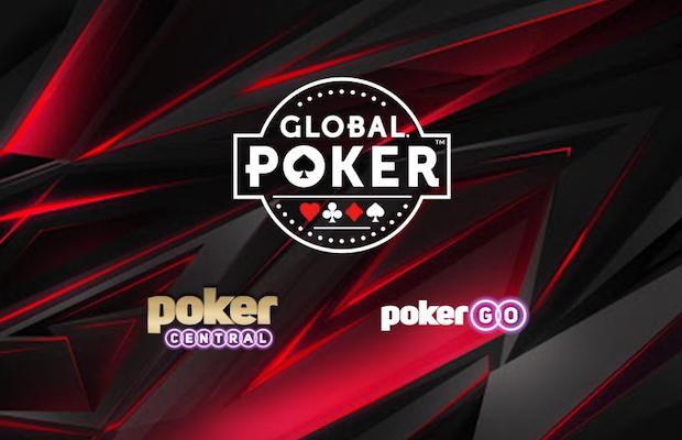 Global Poker becomes official Poker Central sponsor!