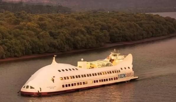 Goa Government permits shifting of Deltin Caravela