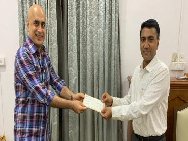 Goa casino group donates INR 51L for COVID-19 relief work