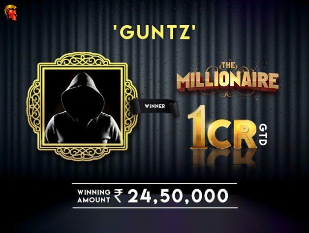 Guntz The Millionaire
