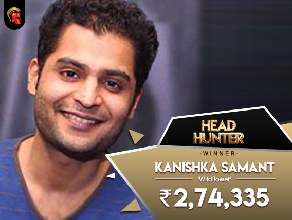 HEAD-HUNTER Kanishka Samant