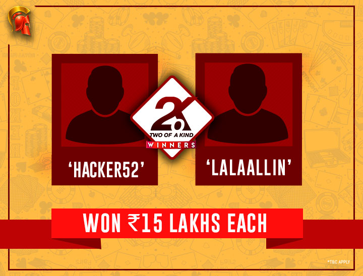 Hacker52' and 'Lalaallin' ship 2.o.K