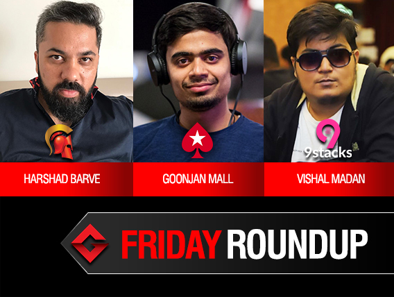 Friday Roundup: Harshad Barve wins second Elite title!