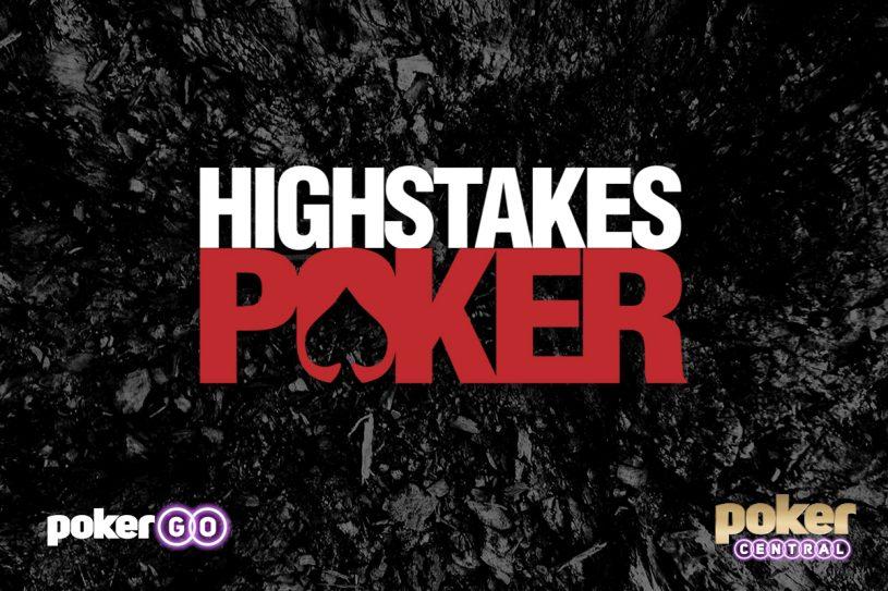 High Stakes Poker to return on PokerGO!