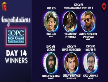 IOPC Day 14: Dhruvin Kothari grabs his second IOPC title!