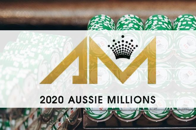 In conversation with Joel Williams ahead of Aussie Millions 2020