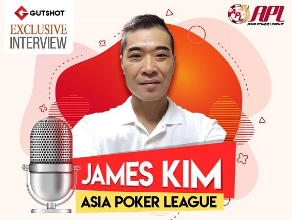 James Kim on the future of Asia Poker League