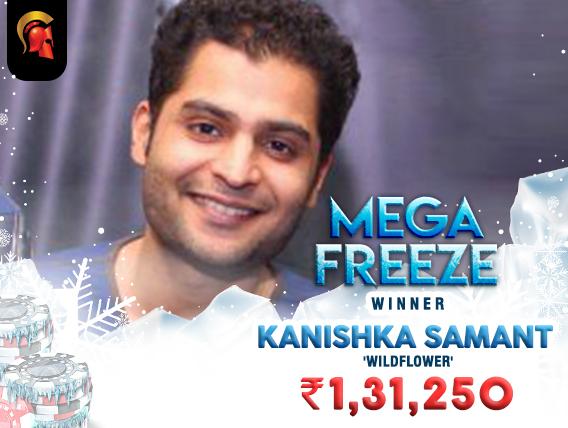 Kanishka Samant Mega Freeze