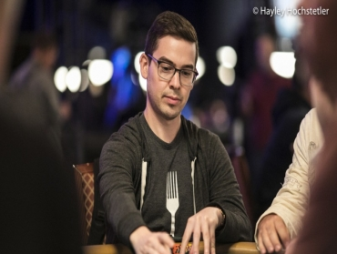 Kevin Rabichow becomes the first Run It Once Poker team pro