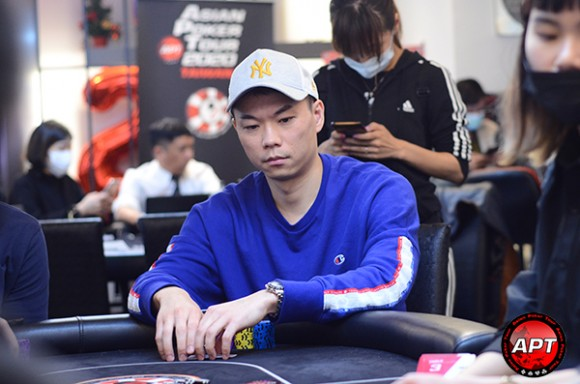 Kuang Hung Lee leads Day 1A of APT Taiwan 2020 Main Event!