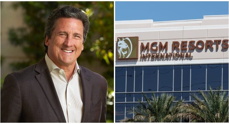 MGM Resorts appoints Bill Hornbuckle as acting CEO and President