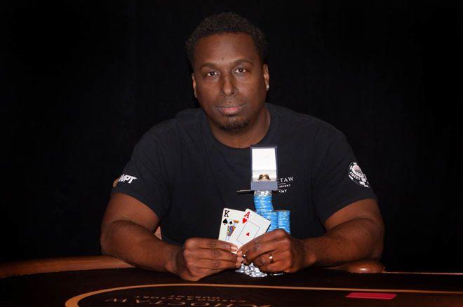 Maurice Hawkins adds 14th WSOP Circuit ring!