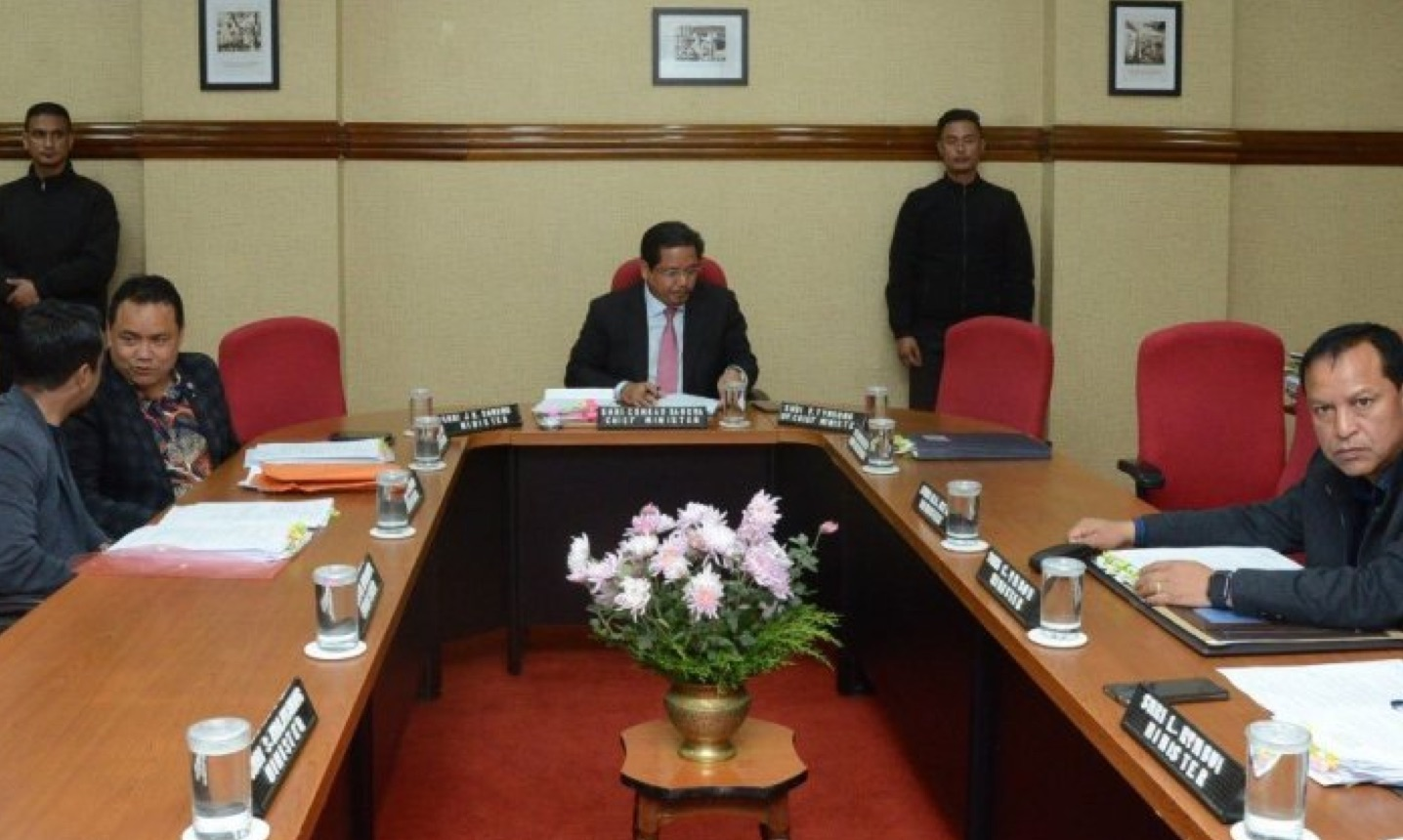 Meghalaya Cabinet approves Lottery Rules in State