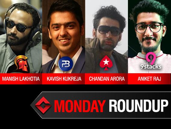 Monday Roundup: Kavish Kukreja wins back-to-back majors